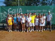 Teilnehmer Saisonabschluss 2011