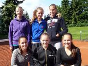 Damen1 Mannschaft 2014